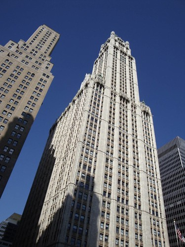 Woolworth Building, New York City | by James's GW Blog