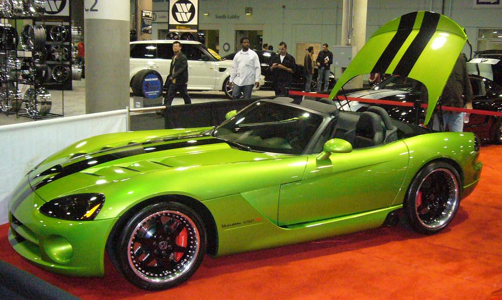 Dodge Viper  Venom  Dodge Viper  Venom  Christian McGuckian