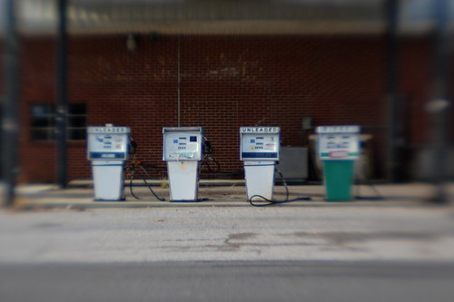 gas pumps | by vistavision
