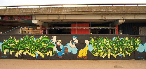Shine, Quest, Ante - Westway - 11th | by Low Tech