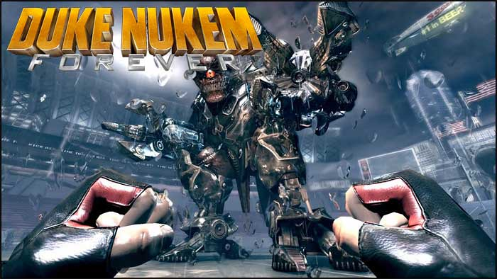 Image result for duke nukem forever