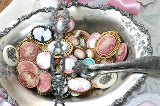 Cameos Galore! | by Sherry's Rose Cottage