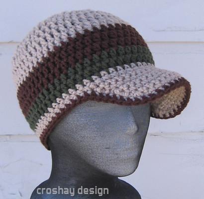 Free Crochet Brimmed Hat Patterns Gallery Knitting Patterns Free