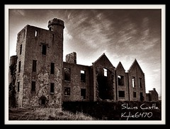 Slains Castle, Cruden Bay, Scotland | by ClanUrbex