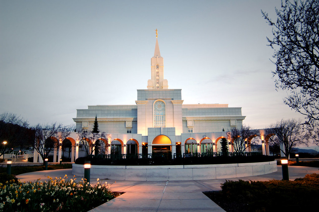 Bountiful Utah Temple | LDS decor is now selling our framed … | Flickr