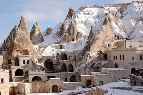 Fairy Chimney Hotel in Göreme ll | by Curious Expeditions