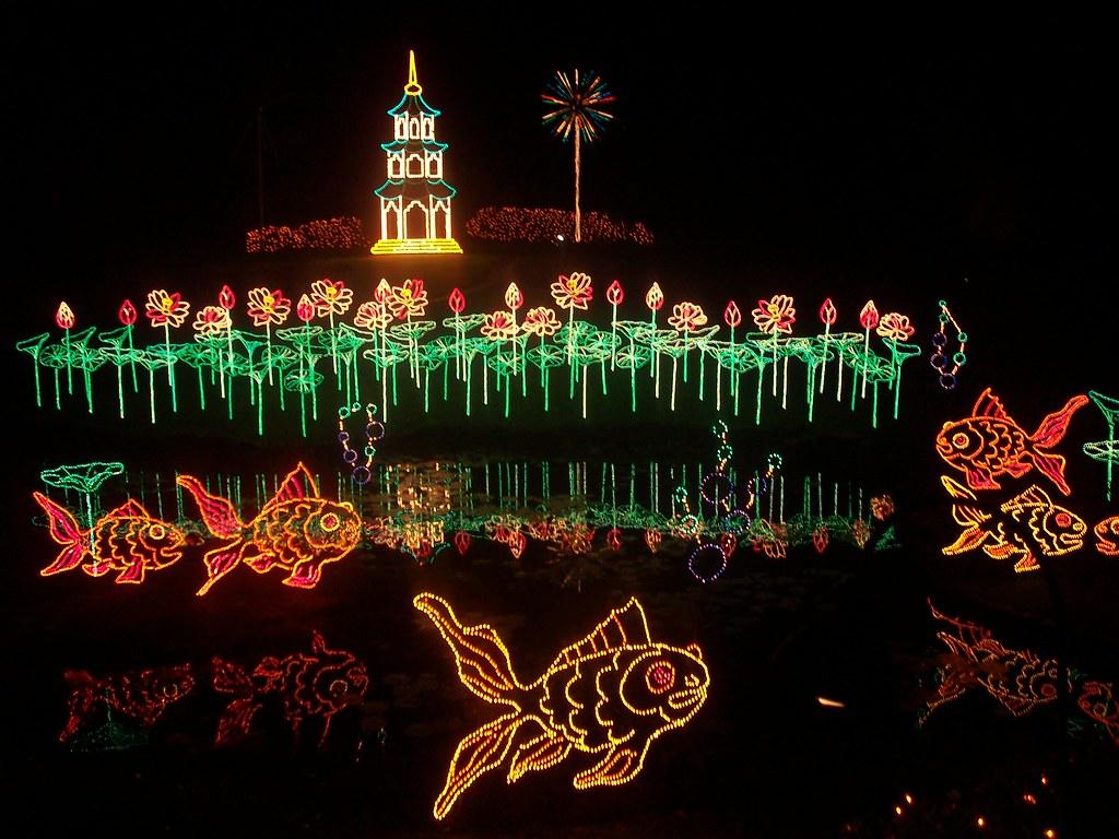 christmas lights mobile al by cottageqt