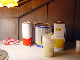 Paint Hardener For Oil Based Paint