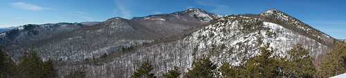 Panorama Of Bald Mountain and RPR | by Mountain Visions