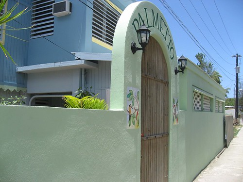 Front of Palmetto Guesthouse | by palmettoculebra