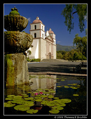 Santa Barbara Mission | by tom911r7