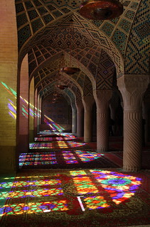 Nasir-ol-Molk Mosque, Shiraz, Iran | by Rowan Castle