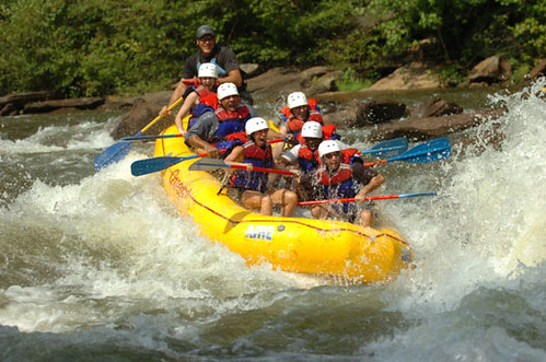white water rafting ocoee river our middle ocoee river