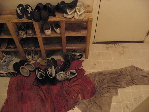 312 Shoe Rack