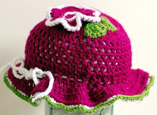 Baby christmas hat | by tropicalart77 (Tammy Dial Gray)