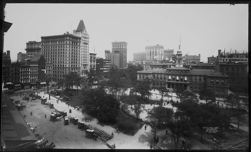 City Hall Park | by George Eastman House