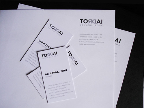 ID for Tordai Law Office | by rob-rob-rob