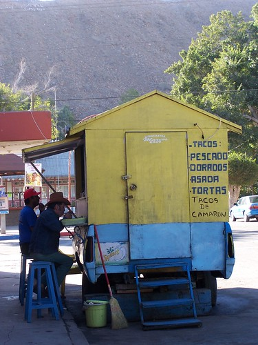 Fish Tacos. Cycling Baja California | by The Hungry Cyclist