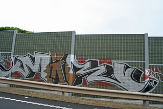 Graffiti in A5 Highway | by Graffiti Land