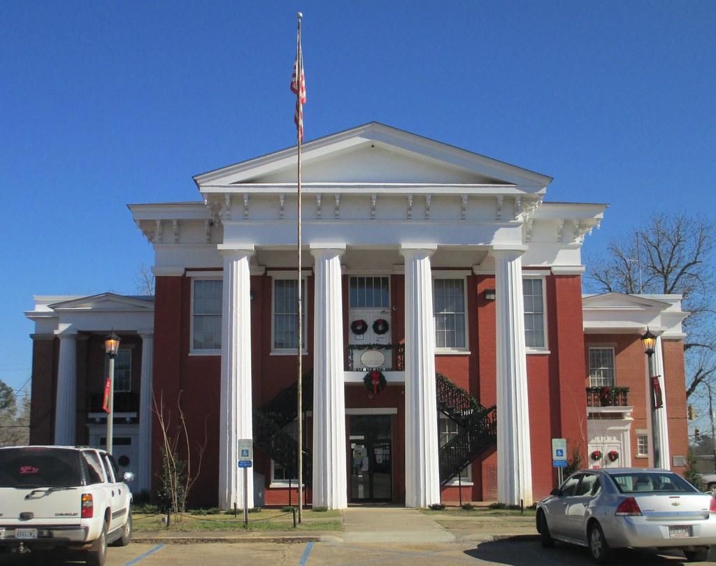 Alabama wilcox county camden -  Wilcox County Courthouse Camden Alabama By Courthouselover