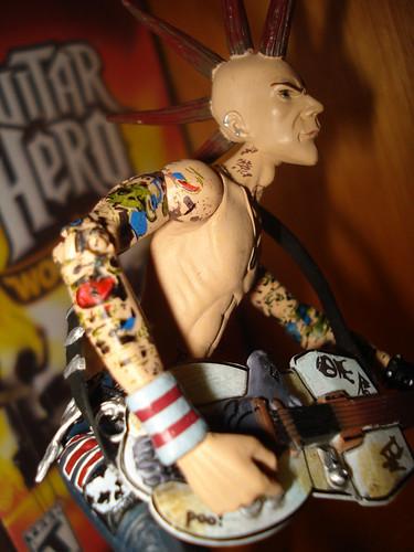 Guitar Hero - Johnny Napalm´s tatoos   He embodies the ...