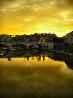 The last sunset in Rome | by Giampaolo Macorig