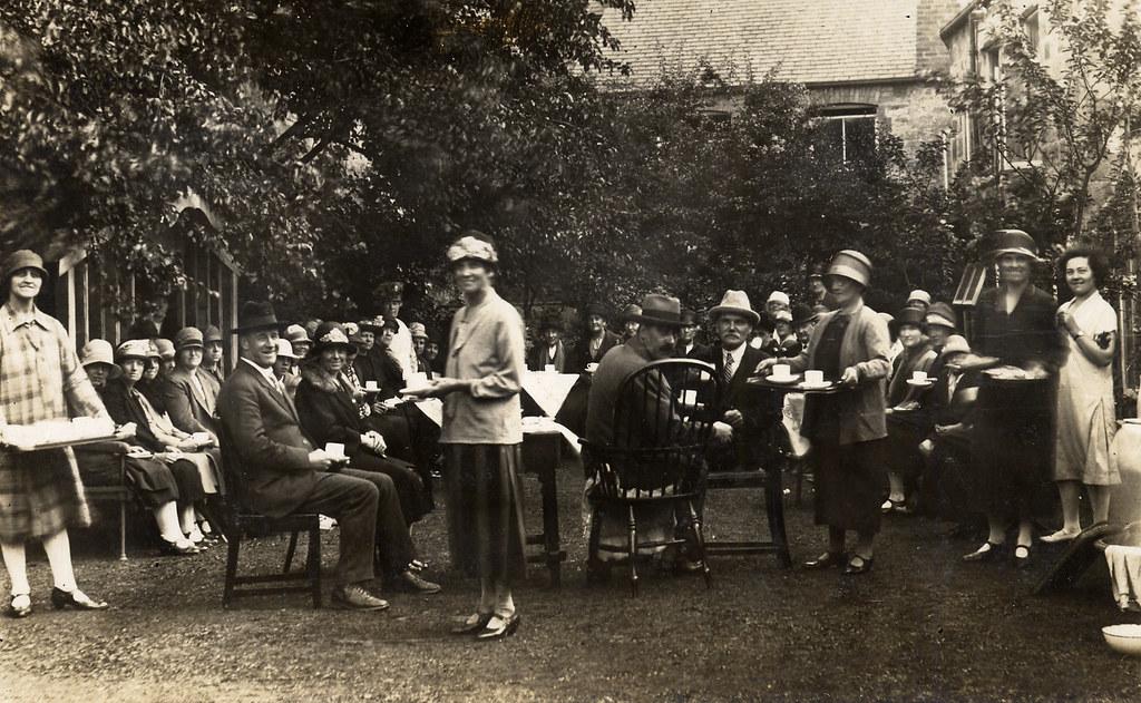 1920s Garden Party Garden Ftempo