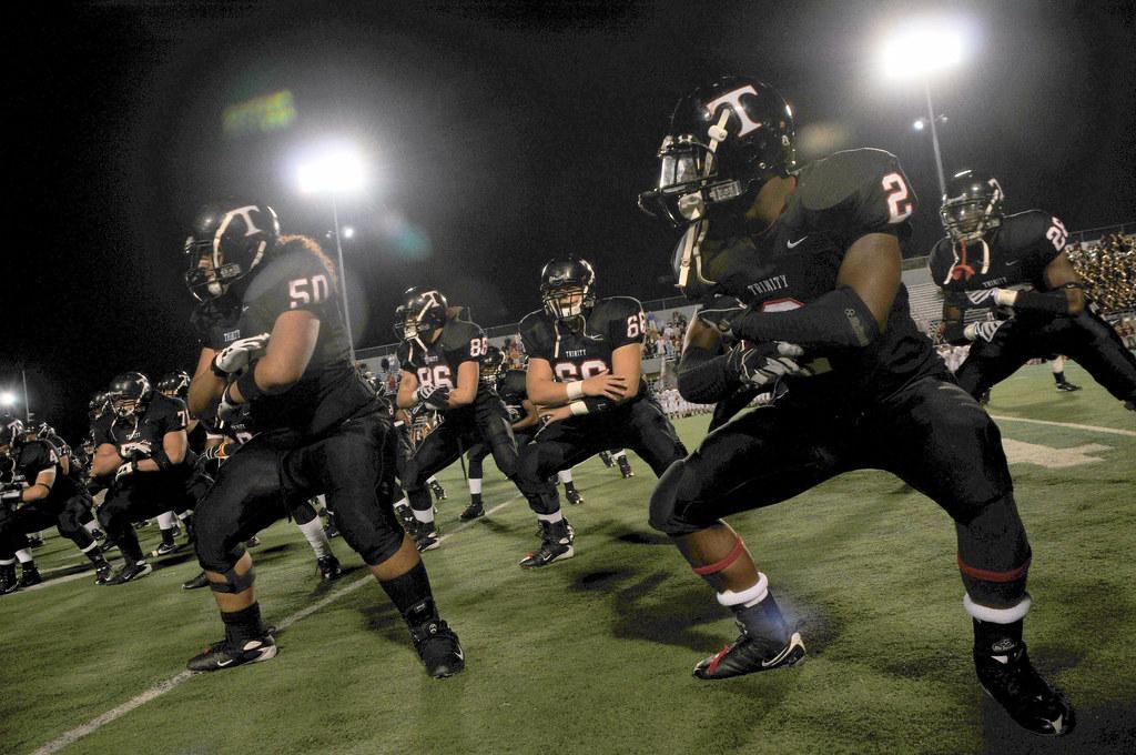 DSC 8081 Commercial Photography Photographer Sports Haka Trinity High School Trojans Euless Texas Nike Photo Shoot 5