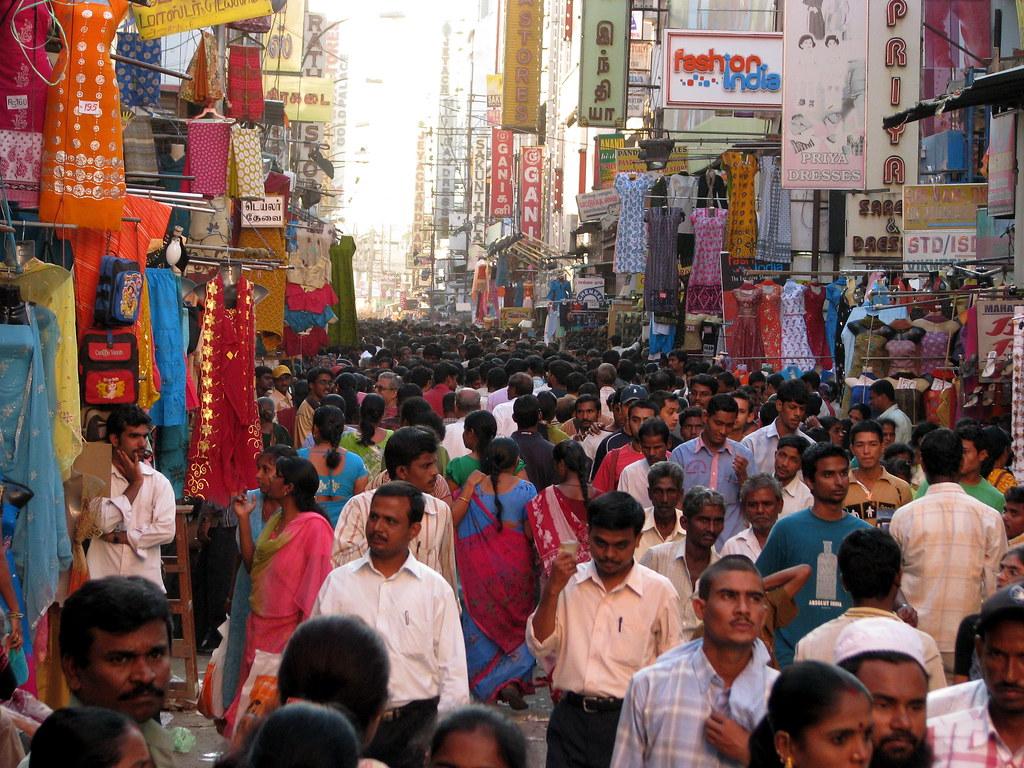 Chennai Markets