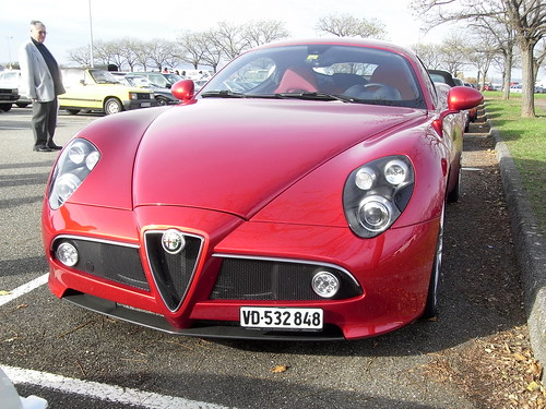 20081109 lyon rh ne epoq auto alfa romeo 8c competizione flickr. Black Bedroom Furniture Sets. Home Design Ideas
