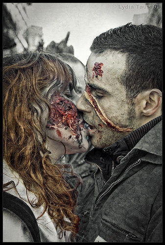 Zombie Love | by Lydia Tausi Photography