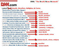 DNN: The Death News Network | by davemc500hats