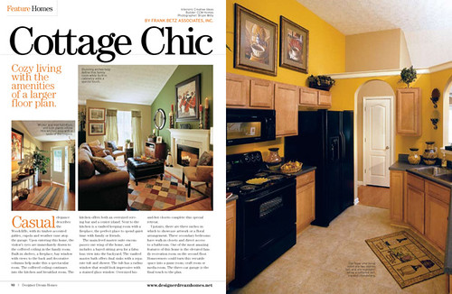 Designer Dream Homes magazine editorial design | Editorial d… | Flickr