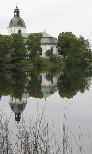 Filipstad church | by faster2007