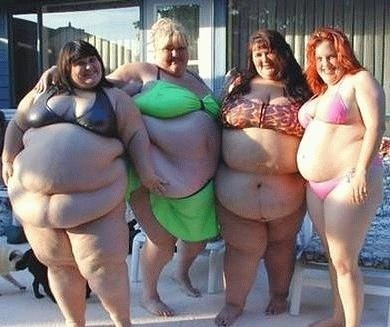 Real ugly fat women foto 435