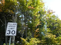 village speed limit | by boodely