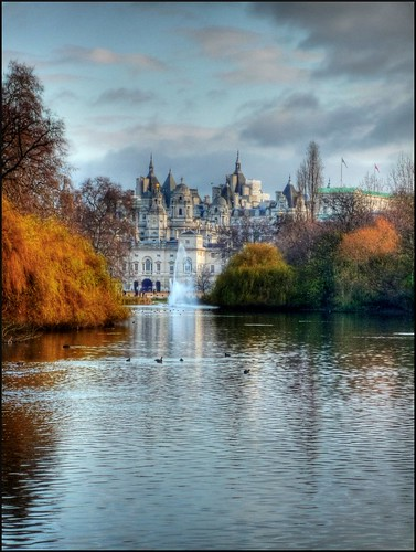 St James's Park Lake, London, England | by @richlewis