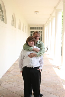 Patrick and Robert in White House | by Robert Scoble