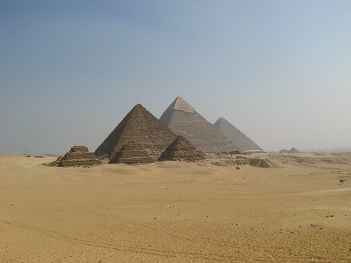 The Great Giza Pyramids | by dungodung