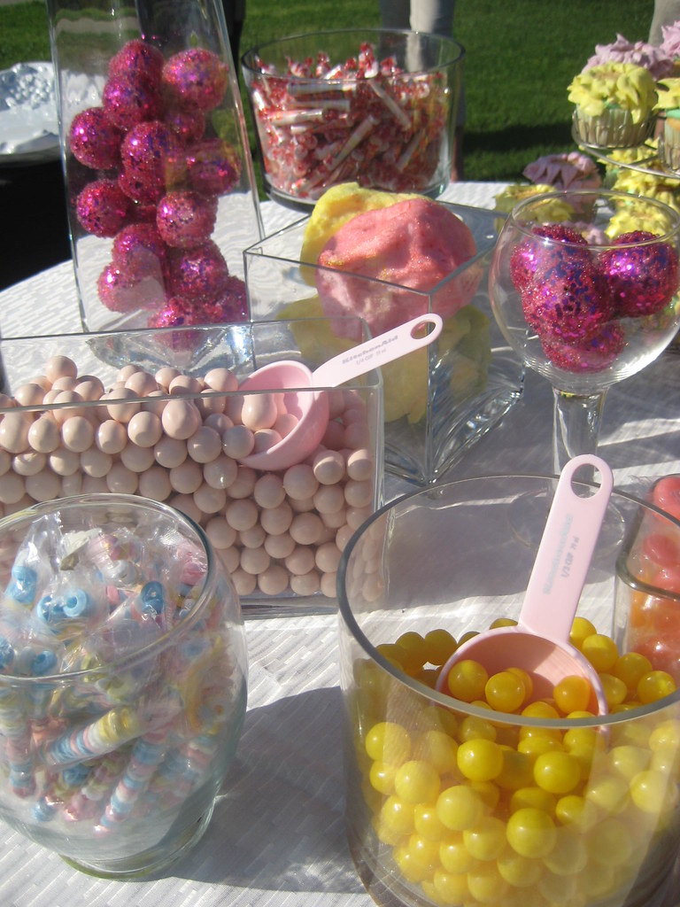 lizs wedding shower candy buffet by kgroovy