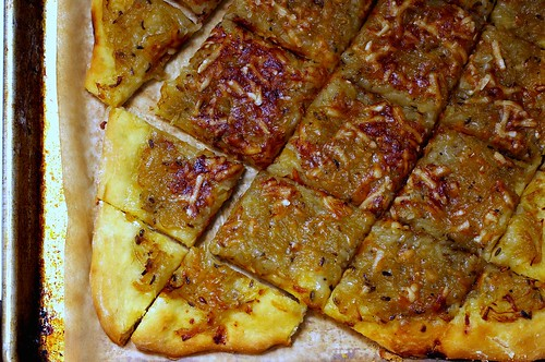 caramelized onion tart onion tart with mustard and