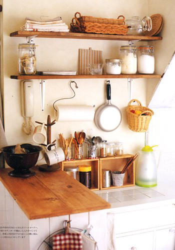Simple Kitchen Pictures