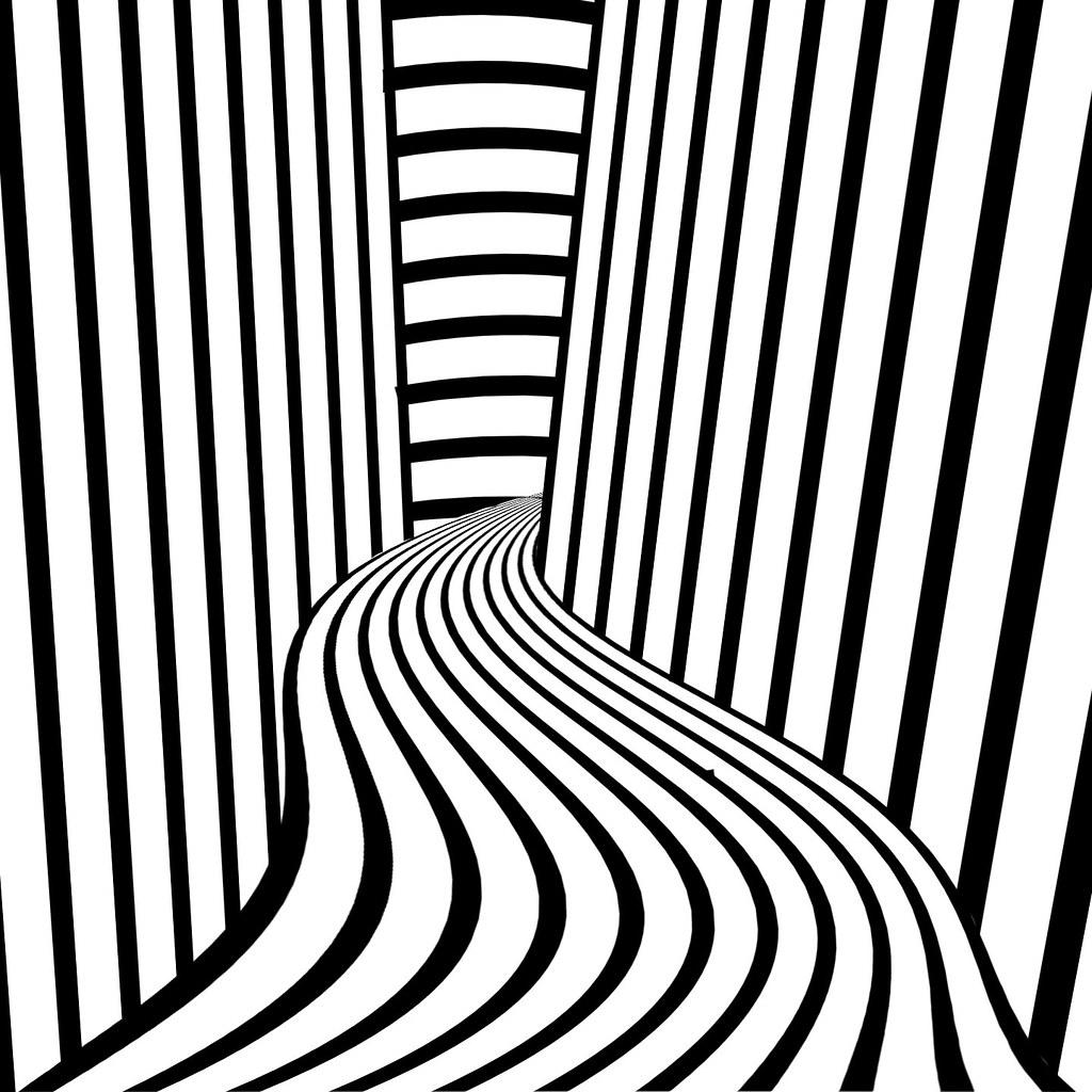 easy optical illusions - 500×500