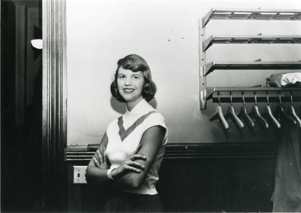Image result for sylvia plath gif