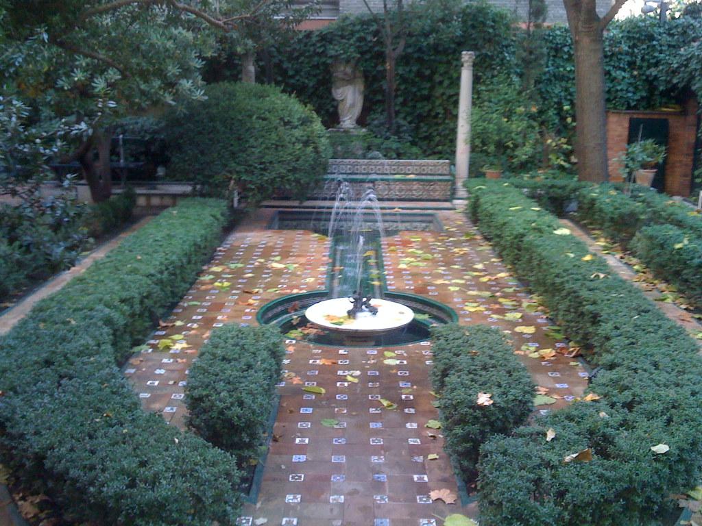 Jardin Arabe Museo Sorolla Koldo Flickr - Jardin-arabe