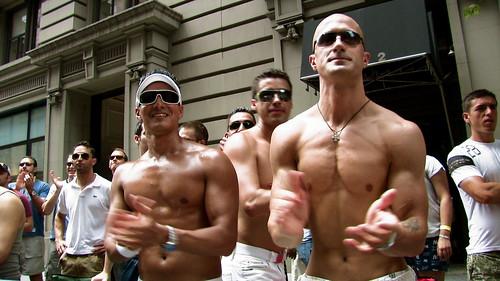 Gay Pride Parade NYC 2008 - - YouTube