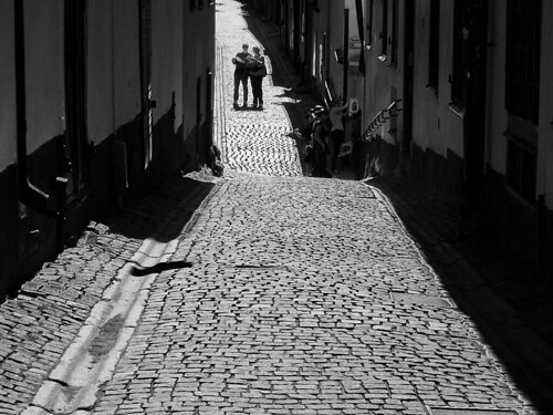 Stockholm - Tourists in Old Town (Gamla Stan) | by Olof S