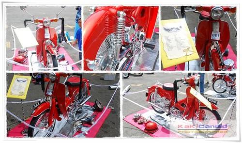 Tawau Motorsikal Klasik Seksi 4 Bloggers  Gadis Bulih -8548