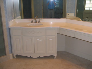 Custom Vanity | by evansbuildingconcepts