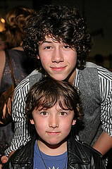 Nick and Frankie Jonas | by ♡ Jonas Brothers ♡